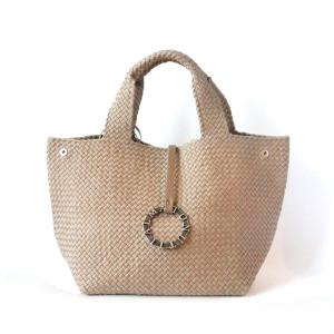 プラチナム  Cotton Yarn Tote Piccolo Dove